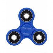 Blå och Svart Fidget Spinner