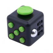 Fidget Cube - Svart/Grön