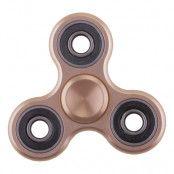 Fidget Spinner Aluminium - Guld