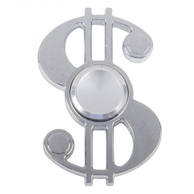 Fidget Spinner Metall Dollar