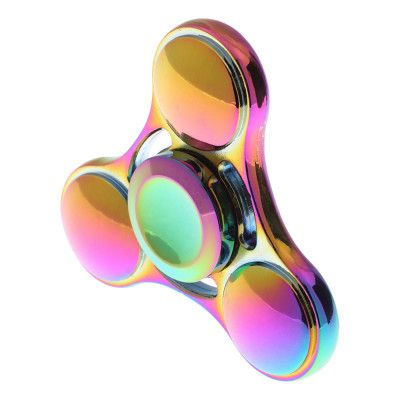 Fidget Spinner TriStar Metall