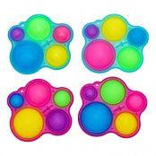 Pop 5 Bubbles Fidget Toy - 1-pack osorterad