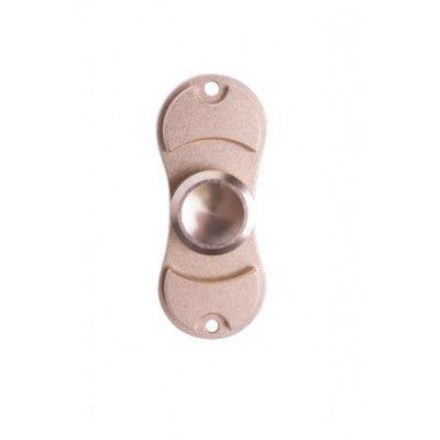 Hand Spinner Metall Dubbel-Guld