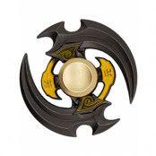 King of Glory Inspirerad Metall Fidget Spinner