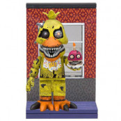Five Nights at Freddy's - Buildable Set Nightmare Chica