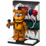 Five Nights at Freddy's - Buildable Set Withered Freddy