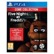 Five Nights at Freddys Core Collection