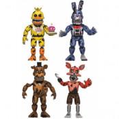 Five Nights at Freddy's Mini - Action Figures Nightmare - SKADAD FÖRPACKNING
