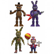 Five Nights at Freddy's - Mini Action Figures Set 2