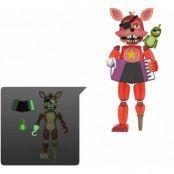 Five Nights at Freddy's Pizza Simulator - Rockstar Foxy
