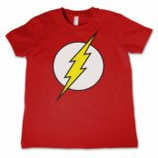 The Flash Emblem Kids T-Shirt, Kids T-Shirt