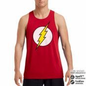 The Flash Emblem Performance Singlet, CORE PERFORMANCE MENS SINGLET