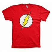 The Flash Emblem T-Shirt, Basic Tee