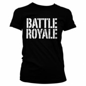 Battle Royale Girly Tee, Girly Tee