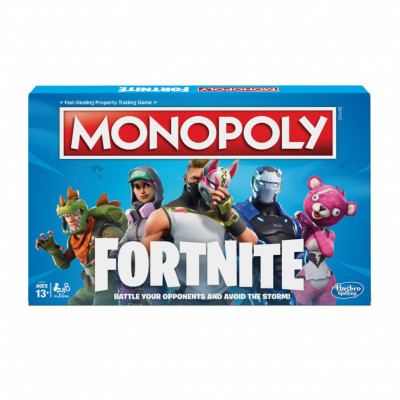 Fortnite Monopol Spel
