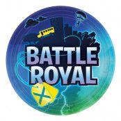 Papperstallrikar Battle Royal - 8-pack