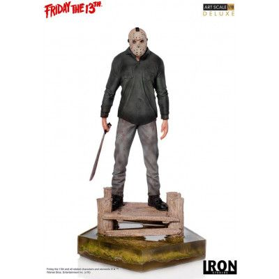 Friday the 13th Jason Deluxe Statue - Art Scale