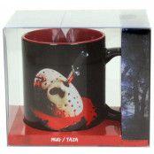 Friday the 13th - Jason Mask Poster Mug
