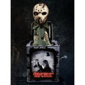 Friday the 13th - Jason Voorhees Burst-A-Box Music Box