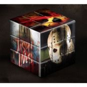 Friday the 13th - Jason Voorhees Puzzle Blox Puzzle Cube