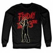 Friday The 13th - Jason Voorhees Sweatshirt, Sweatshirt