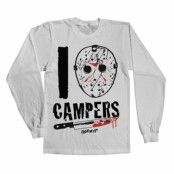 I Jason Campers Long Sleeve Tee, Long Sleeve T-Shirt