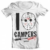 I Jason Campers Wide Neck Tee, Wide Neck Tee