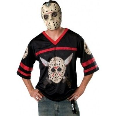 Jason hockey jersey