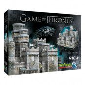 3D Pussel Game of Thrones Winterfell