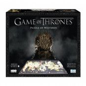 Game Of Thrones 4D-Pussel Westeros