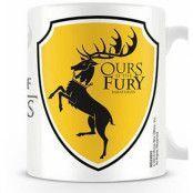 Game of Thrones - Baratheon Mug