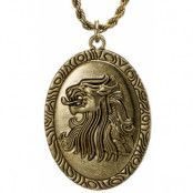 Game of Thrones - Cersei Lannister Pendant & Necklace