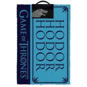 Game of Thrones - Hodor Doormat 40 x 60 cm