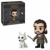 Game of Thrones -  Jon Snow 5-Star Vinyl Figure