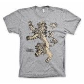Game Of Thrones - Lion T-Shirt, Basic Tee