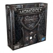 Monopol Game of Thrones Spel