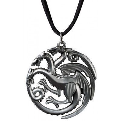 Game of Thrones - Targaryen Sigil Pendant