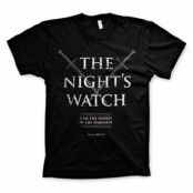 GOT - The Night Watch T-Shirt, Basic Tee