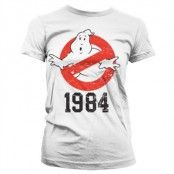 Ghostbusters 1984 Girly T-Shirt, Girly T-Shirt