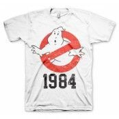 Ghostbusters 1984 T-Shirt, Basic Tee