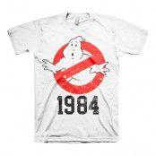 Ghostbusters 1984 T-shirt - Medium