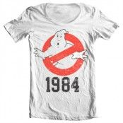 Ghostbusters 1984 Wide Neck Tee, Wide Neck T-Shirt