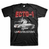 Ghostbusters - Ecto-1 T-Shirt, Basic Tee