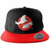 Ghostbusters Logo Snapback Cap, Adjustable Snapback Cap