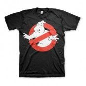 Ghostbusters Logo T-shirt - Medium