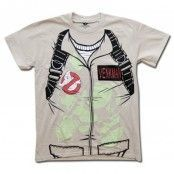 Ghostbusters Venkman Cover Up Tee, Basic Tee