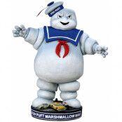 Head Knocker - Ghostbusters Marshmallow Man