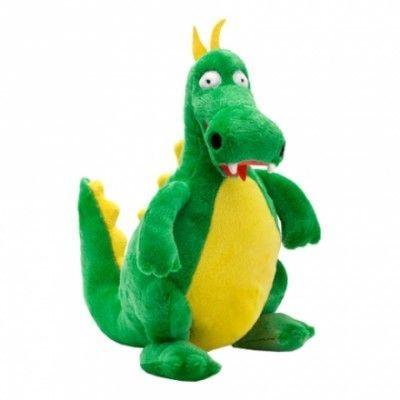 Geekbutiken gosedjur bolibompa draken mjukisdjur