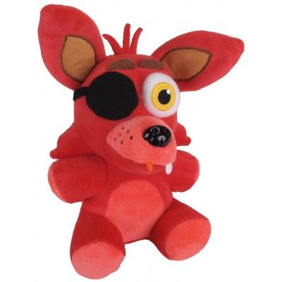 Five Nights at Freddy's - Foxy Plush - 15 cm