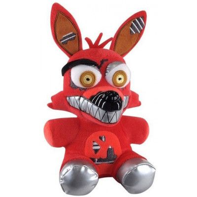Five Nights at Freddy's - Nightmare Foxy Plush - 15 cm